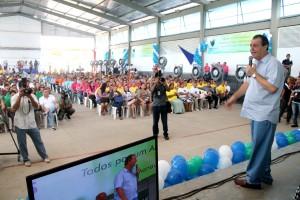 Programa Amazonas Alfabetizado beneficiará 16 mil pessoas em 28 municípios do Amazonas.