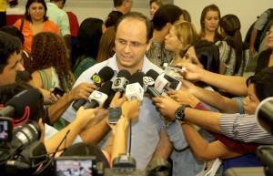 Secretário da Seduc, Rossieli Silva, afirmou que crescimento da oferta de vagas atenderá a demanda da população.