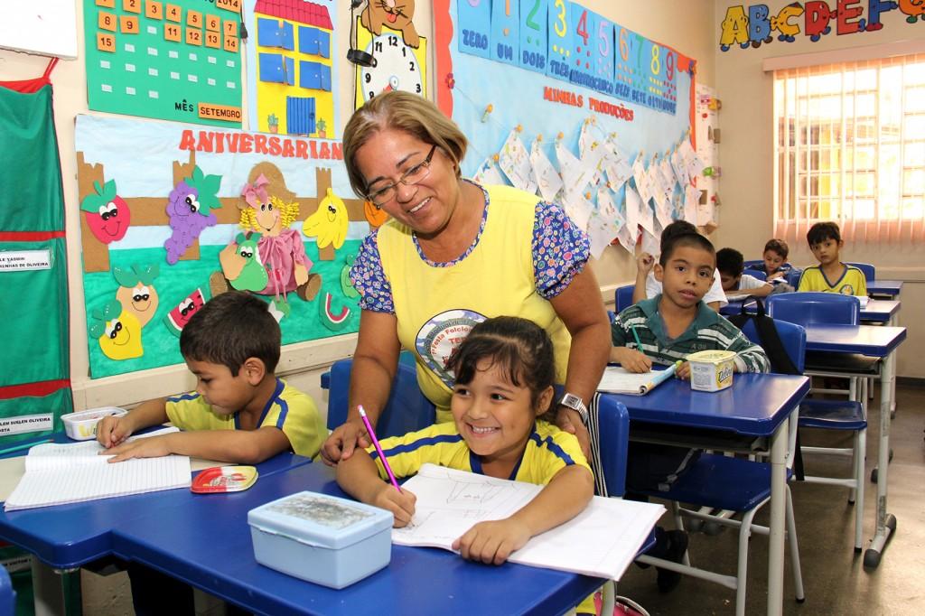 Escola estadual Santa Terezinha, de Manaus, alcançou o maior Ideb de Manaus