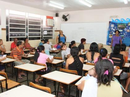 Projeto incentivará a participação de pais e familiares no cotidiano escolar