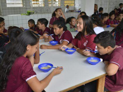Foto Aguilar Abecassis - Merenda escolar 14