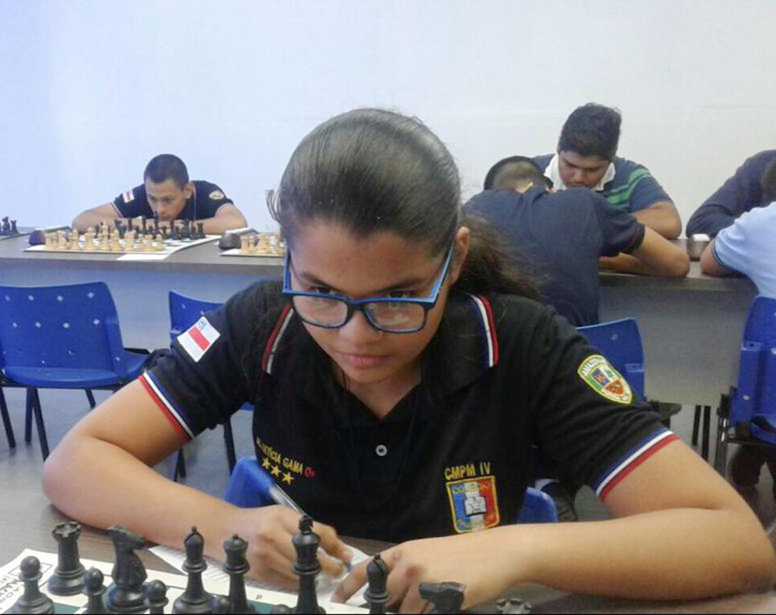 Festival Amazonense da Juventude de Xadrez-2