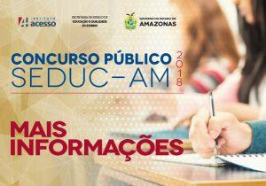 Banner Concurso SEDUC