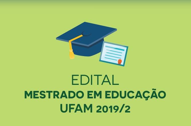 Mestrado Educação UFAM